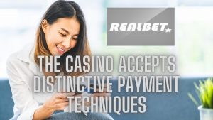 RealBet Casino Payment Techniques